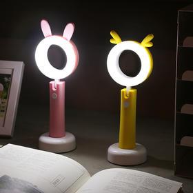 创意充电护眼usb折叠台灯 学生卧室书桌宿舍阅读灯