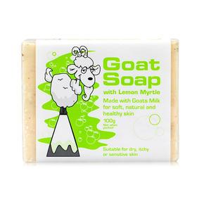 澳洲Goat Soap手工山羊奶皂  柠檬味 100g/块