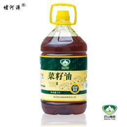 巴山菜籽油5L