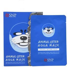韩国SNP动物水獭 补水保湿面膜 10片/盒