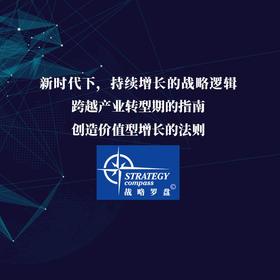 《战略罗盘:洞察战略规划与执行》©【凯洛格2020公开课】