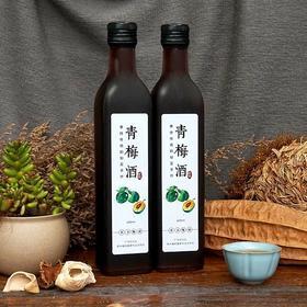 【原乡梅好】纯手工酿造青梅酒|排毒养颜|促进血液循环