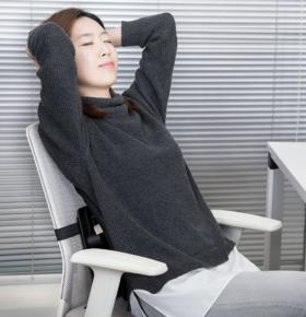 【人体工学】办公、驾车必备腰垫   缓解你65%的腰椎压力