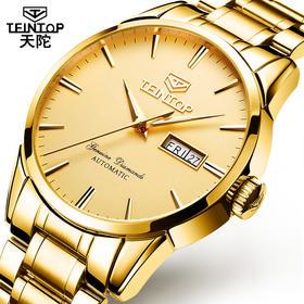 天陀(Teintop)商务防水全自动机械表男士手表