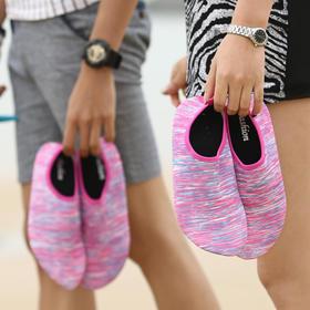 【美国ADITUO】裸脚光脚的快感 仅耐克1/10重双脚 零束缚  透气+防臭+不闷脚
