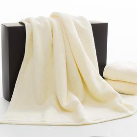【食用级别的孕婴健康毛巾】A级安全测试 来自埃及超过360天光照长绒棉不掉毛 亲肤柔软 美国科勒2件3件套礼盒装