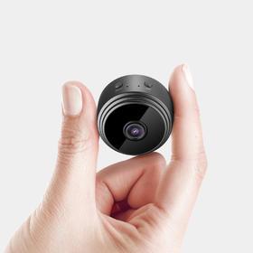 【指尖摄像机】Neorb微型随身摄像机 黑眼微豆Wi-Fi 循环录像录音拍照移动监控记录仪