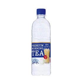 三得利透明奶茶550毫升