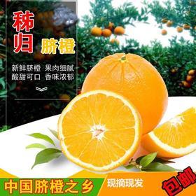 【甜果屋】湖北秭归脐橙 果甜汁多 中国脐橙之乡 10斤包邮