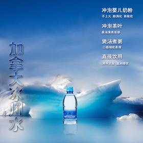 加拿大冰川水(Whistler water) 一箱24瓶(每瓶500ml)