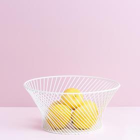 纳谷 | Domain 铁艺曲影水果篮