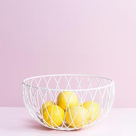 纳谷 | Domain 铁艺花型水果篮