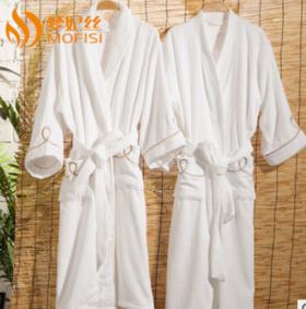 纯棉浴袍(10件起批)