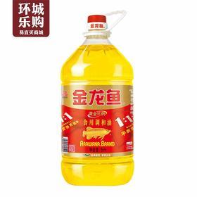 金龙鱼黄金比例调和油5L-800514