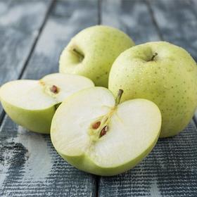 王林苹果 | 雀斑美人  小众品种 香甜 果肉细腻  回味有香