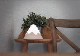 创意雪山灯,把富士山搬到家里