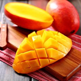 明星水果 | 海南贵妃芒 树上成熟   皮薄肉嫩  甜蜜多汁  5斤/箱