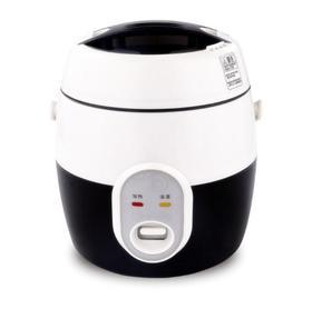 【小家电】1.2L迷你电饭煲学生多功能电热饭盒白领小型蒸煮锅