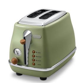 Delonghi 复古烤面包机
