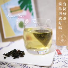 teacard 有机台湾文山包种茶