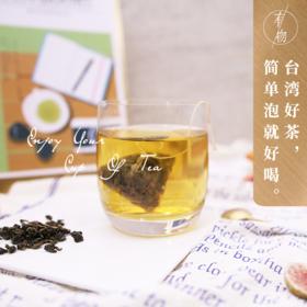 teacard台湾有机鹿谷四季春