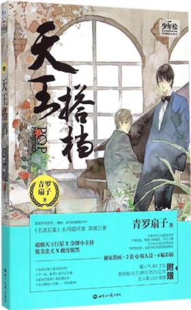 《天王搭档》少年绘明星系列  青春小说