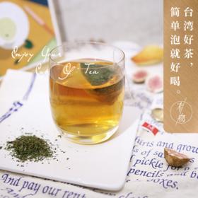 teacard 有机台湾南投白茶