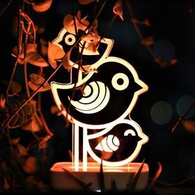 【敲可爱的黑科技小夜灯】Acloud SparkleⅡ 壹盏灯Style 智能小夜灯  香薰助眠安神 自动调光