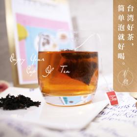 teacard 台湾有机花莲蜜香红茶