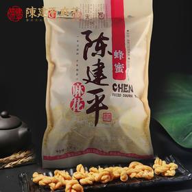 陈建平麻花  精品麻花蜂蜜燕麦葛粉麻花(500g)