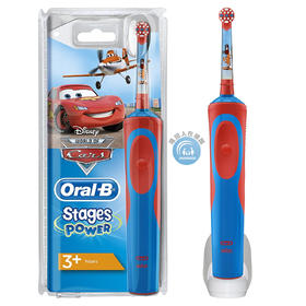 【儿童电动牙刷】德国博朗Oral-B儿童充电式电动牙刷 3岁以上