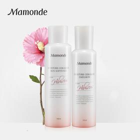【升级】梦妆木槿水源保湿水乳护肤套装 补水锁水保湿化妆品