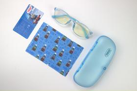 【过滤有害蓝光 保护稚嫩双眼】托马斯&朋友 儿童防蓝光眼镜 进口TR镜框 佩戴舒适
