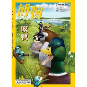 """《博物》201804 """"哎""""鸭"""