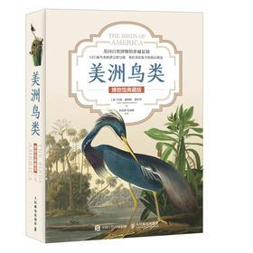美洲鸟类 博物馆典藏版 奥杜邦 鸟类 图谱 美洲鸟类