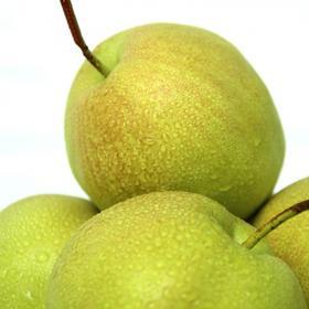 山西隰县玉露香梨 85mm左右精致大果 每箱净重8.5斤±125g