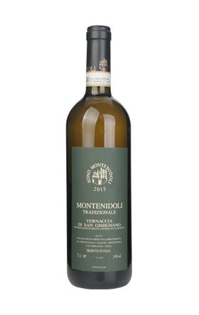 万巢之山维纳卡传统干白葡萄酒2016/Montenidoli Tradizionale Vernaccia di San Gimignano DOCG 2016