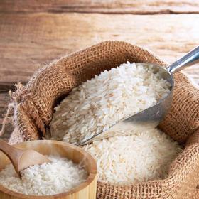 100%纯山区原粮 富硒大米