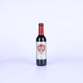 【菲集】西班牙原瓶原装进口葡萄酒 友醅佳酿干红2011 375ml小瓶装 DOCa级红酒