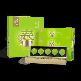 小罐茶 龙井 毛峰 茉莉花 小罐绿春茶组合装  顺丰包邮