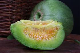 绿宝甜瓜    山|东|潍|坊|特|产  5斤装