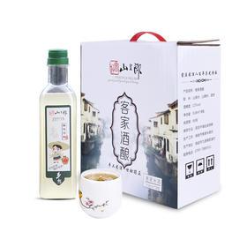 赣南客家酒酿手工米酒518ml  8瓶盒装