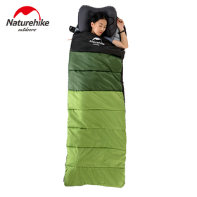 NH挪客成人信封睡袋春夏秋冬季户外帐篷露营旅行办公室可拼接睡袋