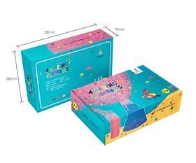 B/儿童科学batbunny彩虹实验套装 15个让人尖叫的实验