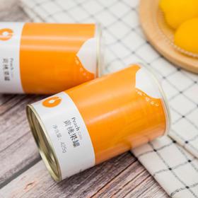 网红黄桃罐头 新鲜安徽砀山黄桃制作 脆甜爽口 不含防腐剂 425g*4罐组合装包邮