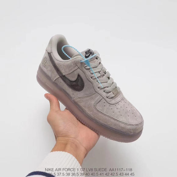 ... Low AA1117-118 Size Grey Black Outlet top  卫冕冠军Nike Air Force1 Mid x  Reigning Champ 联名空军低帮 performance sportswear 089e2 . ... ead6168b7