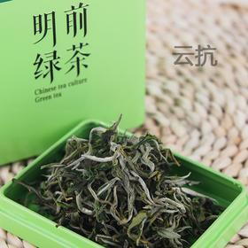 普洱春尖绿茶 | 玉螺、雪龙、云抗