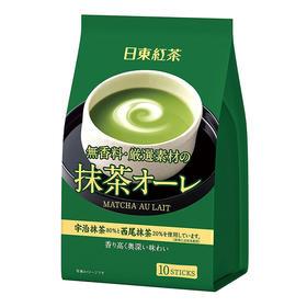 日东红茶抹茶风味奶茶