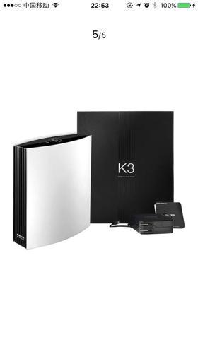 【裸机无K码】斐讯K3星空银 AC3150双核双频全千兆高端无线路由器(自己也在用,性价比巨高,懂得入)