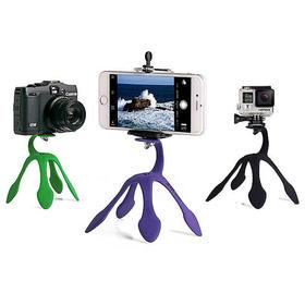 【爆款产品!】以色列Gekkopod蓝牙迷你便携支架壁虎八爪鱼手机自拍照相机三脚架